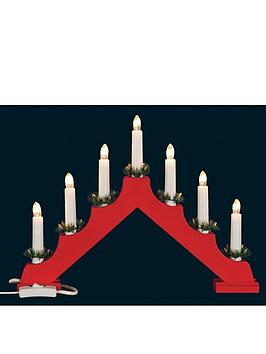 wooden-christmas-candle-bridge-red
