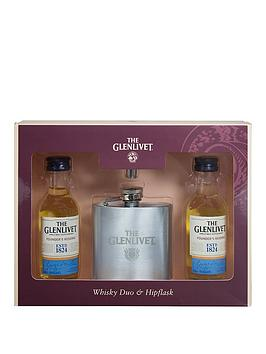 glenlivet-duo-and-hip-flask-set