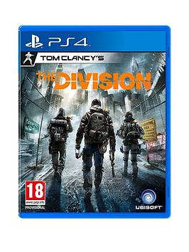 playstation-4-tom-clancys-the-division
