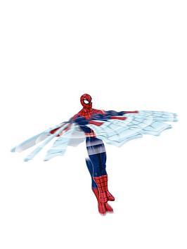 spiderman-flying-hero