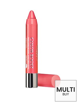 bourjois-colour-boost-lipstick-orange-punch-amp-free-bourjois-cosmetic-bag
