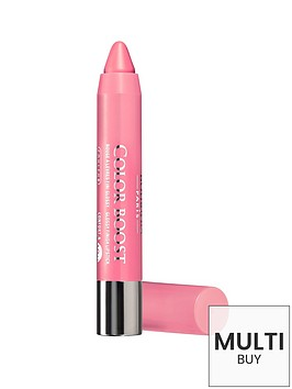 bourjois-colour-boost-lipstick-peach-on-the-beach-amp-free-bourjois-cosmetic-bag