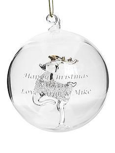 personalised-reindeer-glass-christmas-tree-bauble