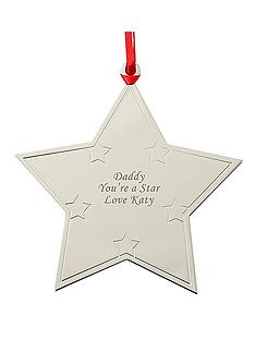 personalised-star-tree-decoration