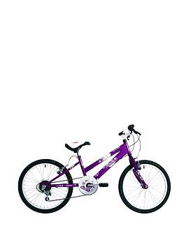 Emmelle Diva Girls Mountain Bike 11 Inch Frame