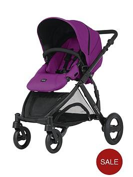 britax-b-dual-pushchair