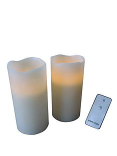 remote-control-candles