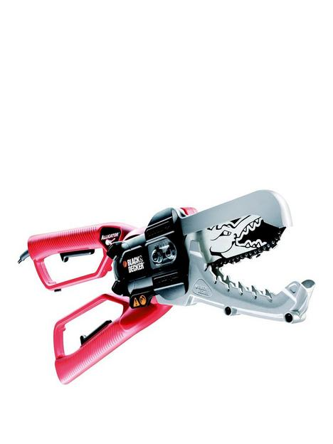 black-decker-gk1000-gb-550-watt-alligator-powered-lopper