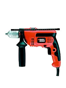 black-decker-kr714cresk-gb-710-watt-percussion-hammer-drill