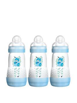 mam-mam-anti-colic-260-ml-baby-bottles-3-pack