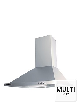 hoover-hech6162x-60cm-chimney-cooker-hood-stainless-steel