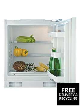 candy-cru160eknbsp60cm-integrated-under-counter-fridge-with-optional-installation