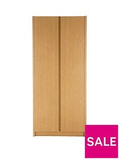Alexander 2-Door Wardrobe