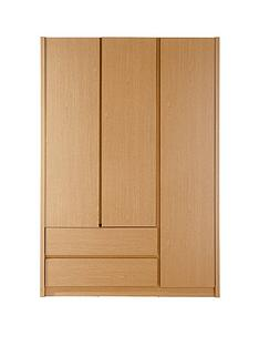 alexander-3-door-2-drawer-wardrobe