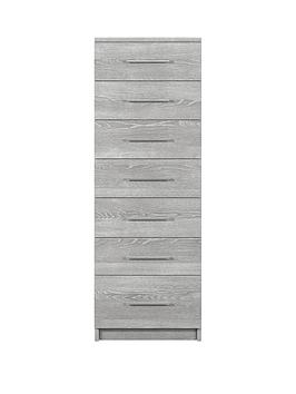 prague-narrow-chest-of-7-drawers