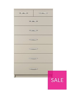 Peru 6 + 2 Chest of Drawers
