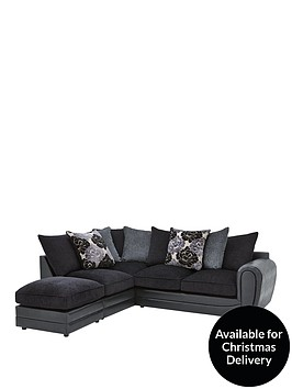 monico-left-hand-single-arm-scatter-back-corner-chaise-sofa-footstool