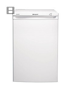 Hotpoint RZAAV22P 55cm Under Counter Freezer - White