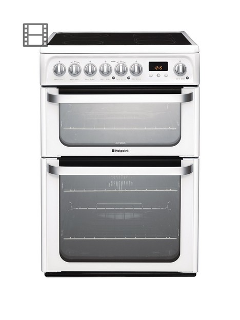 hotpoint-hue61ps-ceramic-double-oven-cooker