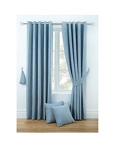 luxury-chenille-lined-eyelet-curtains