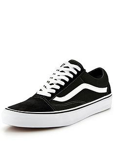9e0f581047 Vans Old Skool - Black White
