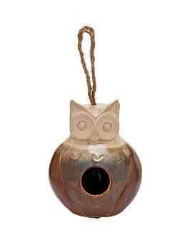 owl-birdfeeder