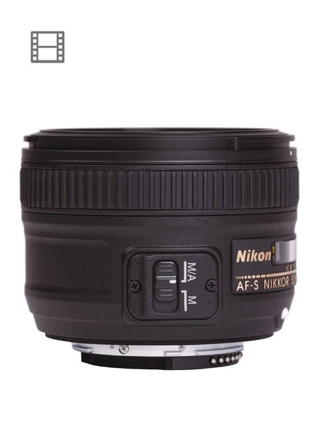 nikon-af-s-nikkor-50mm-f18g-lens