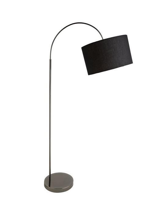 Arc floor lamp very co uk