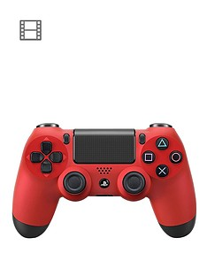 Playstation 4 Magma Red DualShock 4 Controller