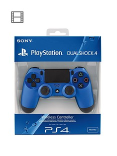 Playstation 4 DualShock 4 Wireless Controller V2 - Wave Blue