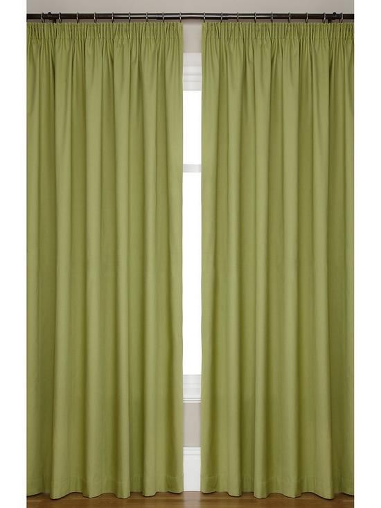 Canvas 3in Curtains | Very.co.uk