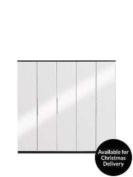 prague-mirror-5-door-wardrobe