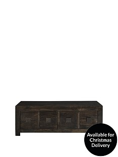 luxe-collection-nbsp--dakota-mango-wood-ready-assembled-8-drawer-coffee-table