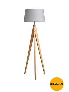 Floor lamps floor lights very thea tripod floor lamp aloadofball Gallery