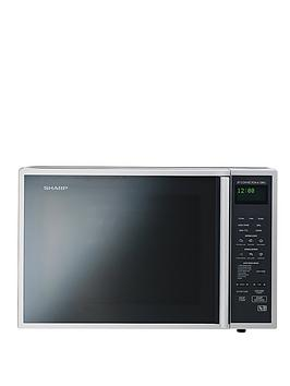 sharp-r959slmaa-40-litre-900-watt-combination-microwave