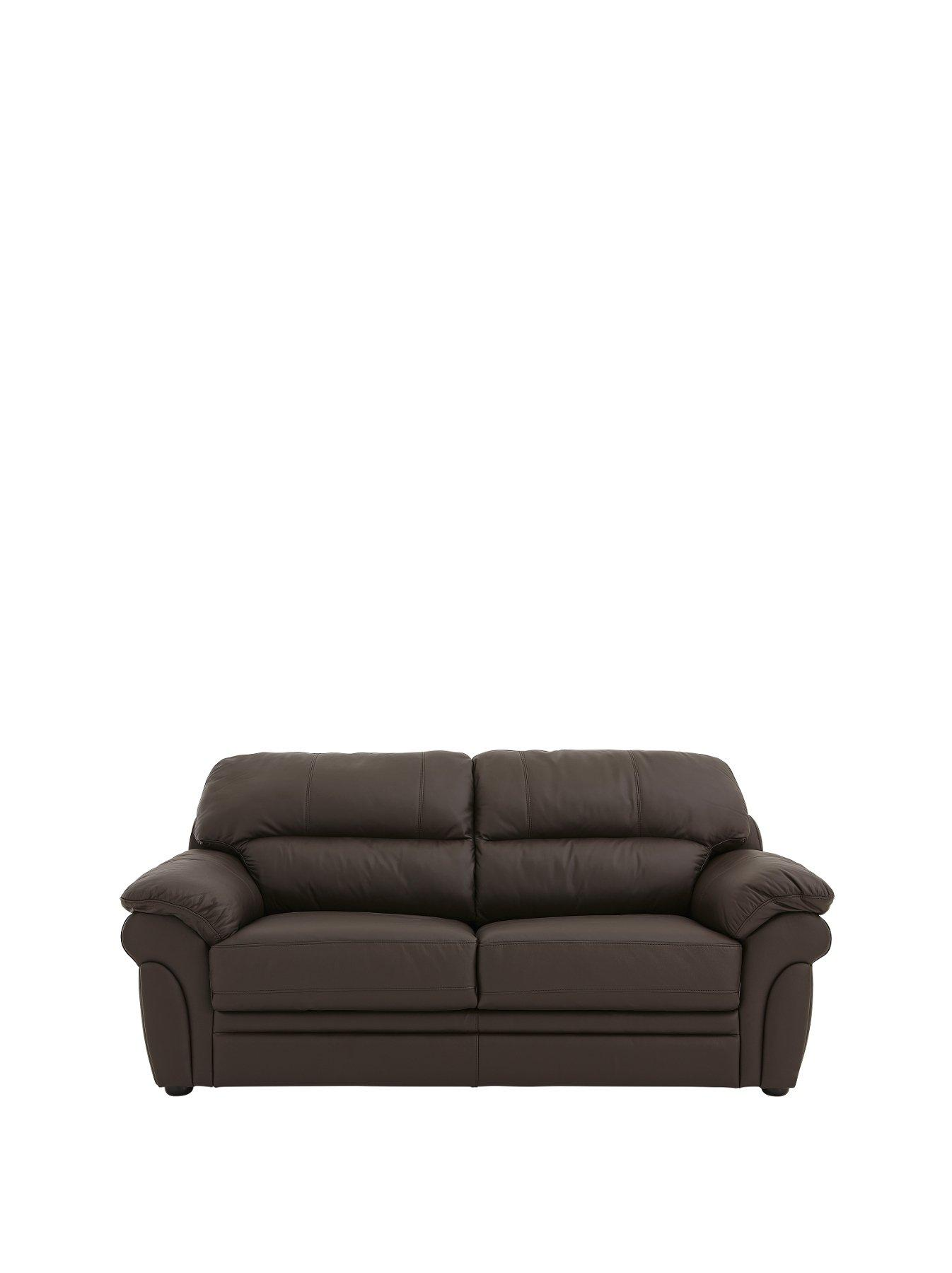 portland leather sofa bed
