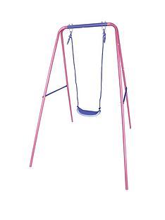 sportspower-single-swing-pink