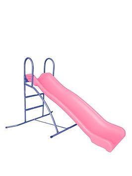 sportspower-small-wonders-65ft-great-fun-slide-pink