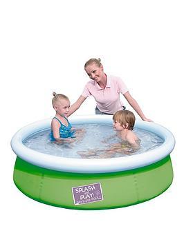 bestway-my-first-fast-set-pool-green