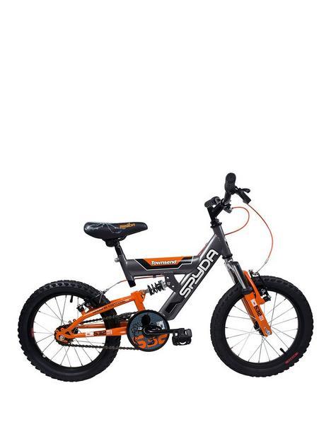 townsend-spyda-16-inch-wheelnbspfull-suspension-boys-bikenbsp