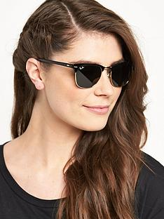 ray-ban-clubmaster-sunglasses-black