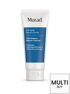 murad-free-gift-anti-ageing-time-release-blemish-cleanser-200mlnbspamp-free-murad-age-reform-exfoliating-cleanser-200ml