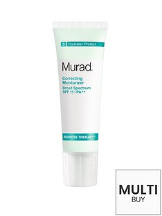 murad-murad-redness-therapy-correcting-moisturizer-spf-15-50mlnbspamp-free-murad-peel-polish-amp-plump-gift-set