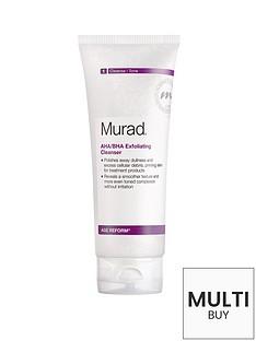 murad-age-reform-ahabha-exfoliating-cleanser-200mlnbspamp-free-murad-peel-polish-amp-plump-gift-setbr-br