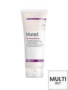 murad-age-reform-refreshing-cleanser-200ml-amp-free-murad-prep-amp-perfect-gift-set