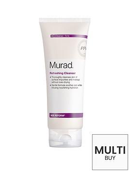 murad-age-reform-refreshing-cleanser-200ml-amp-free-murad-prep-amp-perfect-gift-set