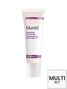 murad-perfecting-day-cream-broad-spectrum-spf-30-50mlnbspamp-free-murad-peel-polish-amp-plump-gift-set
