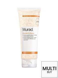 murad-environmental-shield-essential-c-cleanser-200ml-amp-free-murad-hydrating-heroes-set