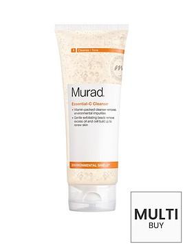 murad-free-gift-environmental-shield-essential-c-cleanser-200mlnbspamp-free-murad-favourites-set