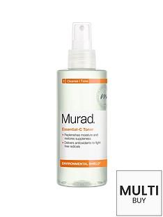 murad-free-gift-environmental-shield-essential-c-toner-180mlnbspamp-free-murad-age-reform-exfoliating-cleanser-200ml